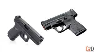 Glock 43 Vs Smith And Wesson M P Shield The Winner Is