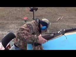 C Sharps 45 110 Paper Patch Buffalo Rifle Bullseye At 410 Yards