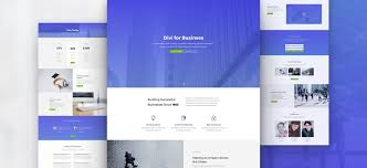 dl layouts download an amazing free divi business layout pack elegant