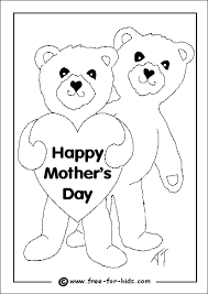Mothers day is on 14th march 2021 in the uk (being the fourth sunday of lent) and then a little bit later on 9th may 2021 in the usa being the second sunday in may. Printable Mothers Day Colouring Pages Www Free For Kids Com
