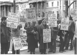 Snapshot On The South Africa Anti Apartheid Movement Peoples