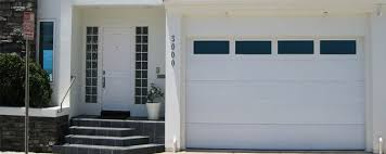 flush panel garage doorSilver State Overhead Door  Modern Flush Series