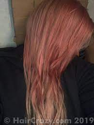 bleach after color remover