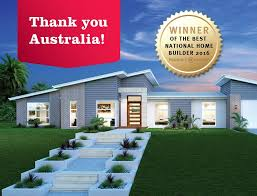 Small Picture Winner of Australias Best National Home Builder Ashellip News