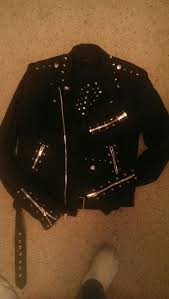 tripp studded jacket
