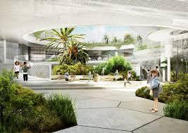 Landscape Design School Gallery Of Cebra And Sla Design A School For The Sustainable