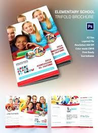 school brochure design ideas school pamphlet template wsopfreechips co
