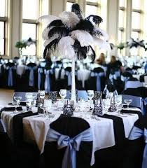 Black And White Masquerade Ball Decorations