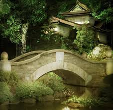 Japanese Landscape Architecture Bridges Japanese Garden Nature Landscape Architecture Wallpaper