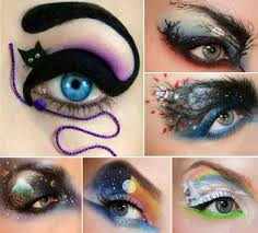 cool eyeshadow designs eye make up the two