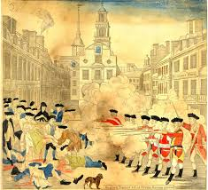 the boston massacre painting paul revere boston massacre painting boston massacre freedom trail