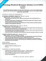 Student Nurse Resume – Xpopblog.com