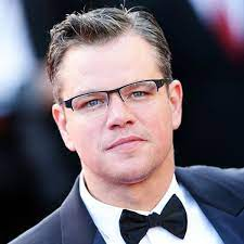 Matt Damon - Movies, Wife & Age - Biography