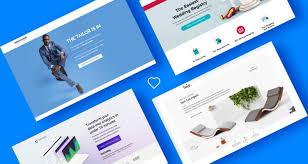 Best Splash Page Designs The Best Landing Page Design Examples Inspiration