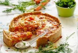 Karotten Ingwer Kuchen