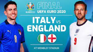 ITALY vs ENGLAND - UEFA EURO 2020 (2021 ...