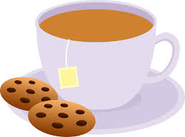 Cookie Coffee Cups Cup Clipart Tea Cookie Pencil And In Color Cup Clipart Tea Cookie