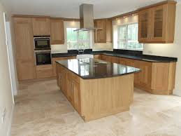 Oak Floors In Kitchen Kitchen Design Awesome Oak Kitchen Carcasses Ideas Oak Espresso