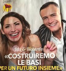 Uomini e Donne' Intervista doppia ad Ida Platano e Riccardo ...