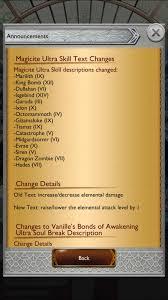 Aden S Renkei Chart Memorable Ffxi Weapon Skill Calculator Ffxi Level Chart