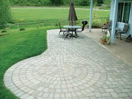 patio stones. Stone Patio Design Blocks Stones