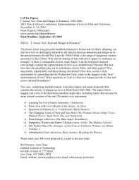 film noir neo noir essay questions points  call for papers final deadline 15 2010 l amour noir film amp