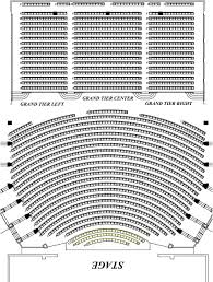 North Charleston Coliseum Seating Chart Seating Charts North Charleston Coliseum Performing Arts