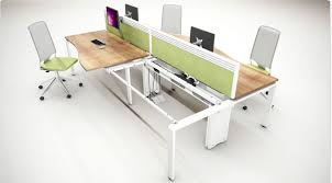 office cable management. AURA BENCH Office Furniture, A Modern Classic! Cable Management