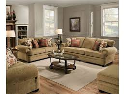 Two Loveseats Living Room Furniture White Oversized Sofas Living Room With Square Black