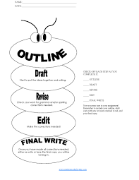 example of outline for essay narrative essay outline examples