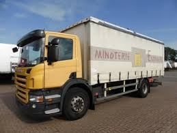 truck curtainsider scania 234144