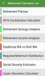 retirement goal planning system 5 retirement apps to help you hit your financial goals