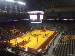 Williams Arena Minnesota Section 224 Rateyourseats Com