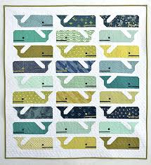 Modern Baby Quilts – co-nnect.me & ... Modern Baby Quilts To Make My Preppy The Whale Baby Quilt Is Done These  Whales Are ... Adamdwight.com