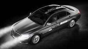 Mercedes Benz Digital Light In Action Youtube