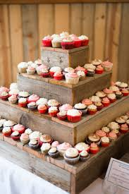 wedding cupcake stands. Beautiful Stands DIY Barn Wood Cupcake Stand Dessert Table On Wedding Stands D