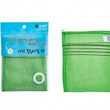 <b>Мочалка</b> Sungbo Cleamy для <b>душа</b> из вискозы <b>Clean</b> & Beauty ...