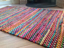 fair trade rugs uk luxury pink rag rug uk allaboutyouth net