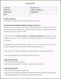 Project Manager Duties Project Manager Resume Template Download 55 Ideas In 2019