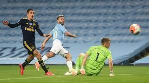 Manchester City 3 - 0 Arsenal - Match Report