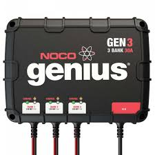 noco 3 bank 30a on board battery charger gen3 exide battery charger user manual at Exide Battery Charger Wiring Diagram