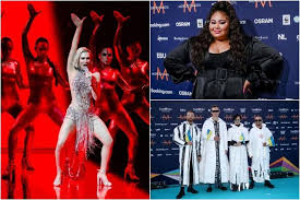 The results of the eurovision song contest 2021. Yox8stseveszim