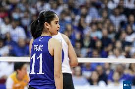 Wong posts 63 excellent sets for Ateneo, but she's not counting | Inquirer  Sports