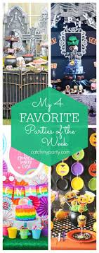 My favorite parties this week include a spooky graveyard Halloween party, a  Halloween bash,