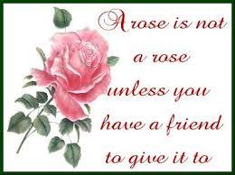 friendship e