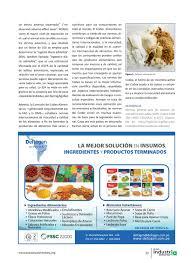 Revista Industria Alimentaria N 33 By Revista Industria Alimentaria