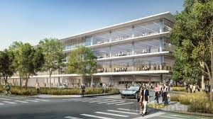 apple new office design. Apple Campus 2 Phase New Office Design