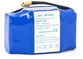 <b>Аккумулятор</b> для гироскутера 36V 4.4Ah 158.4Wh - JP-10S2P ...