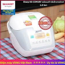 Nồi cơm điện tử Thái Lan Sharp KS-COM18V
