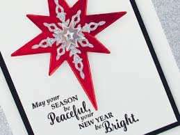 Stampin Up Star Of Light Cards Stampin Up Star Of Light 10 20 Video Tutorial Post